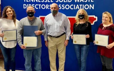 Phillips Completes Solid Waste Training